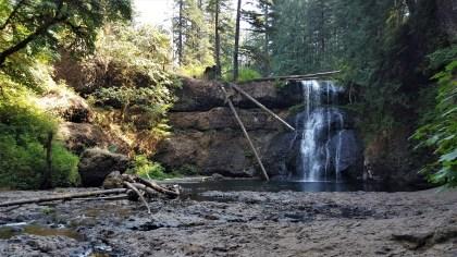 Upper North Falls SIlver Falls SP