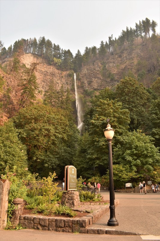 Columbia River Gorges Multnomah Falls
