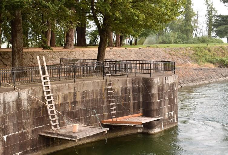 Thunder Island - Cascade Locks