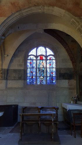Eglise de Ste Radegonde Giverny