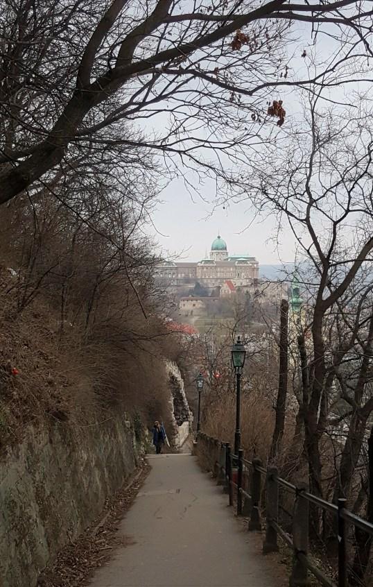 Colline Gellert Budapest