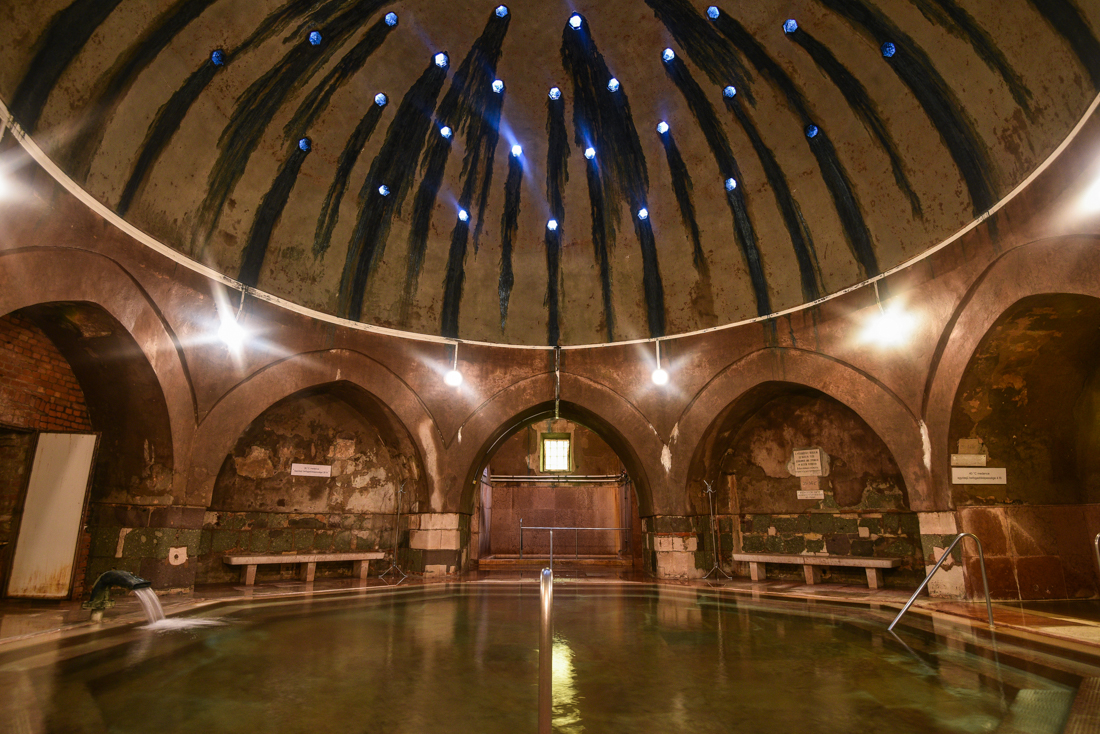 Thermes Kiraly Budapest
