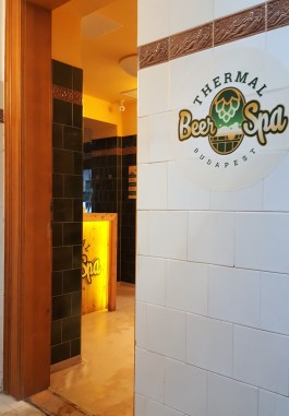 Thermal Beer Spa Budapest