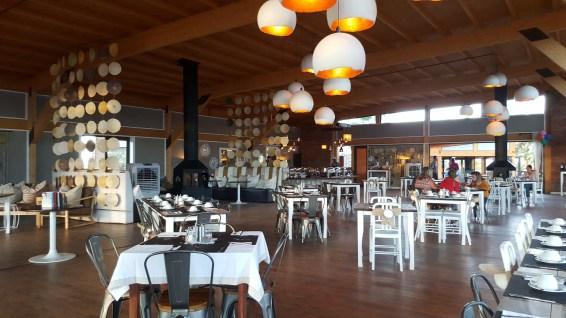 Petit déjeuner Anib Lodge