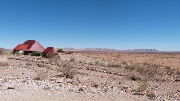 Lapa Camp Gecko Namibia