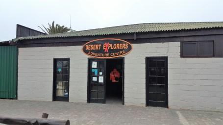 Desert explorers Swakopmund