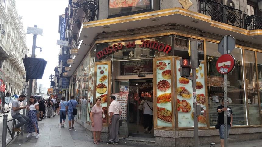 Musée du jambon Madrid