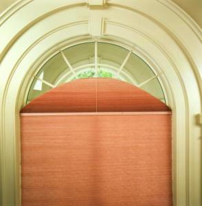 Specialty Shaped Window Coverings in Colorado