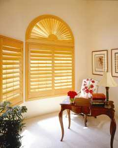 Sussex shutters by Norman Shutters in Castle Rock, Colorado