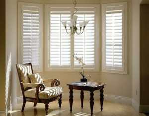 Woodlore Composite Wood Shutters by Norman Shutters in Lone Tree, Colorado