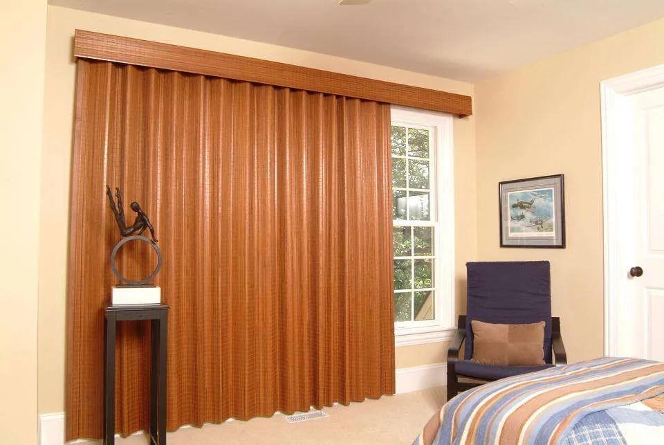 Woven Wood Vertical