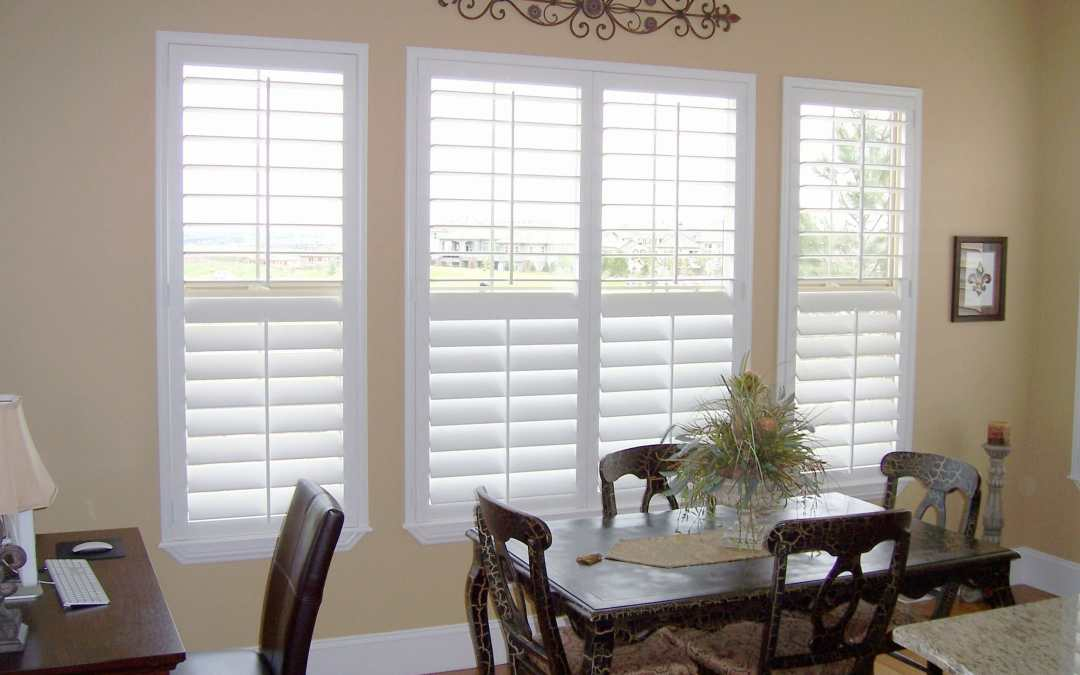 Why Buy Colorado Made Shutters