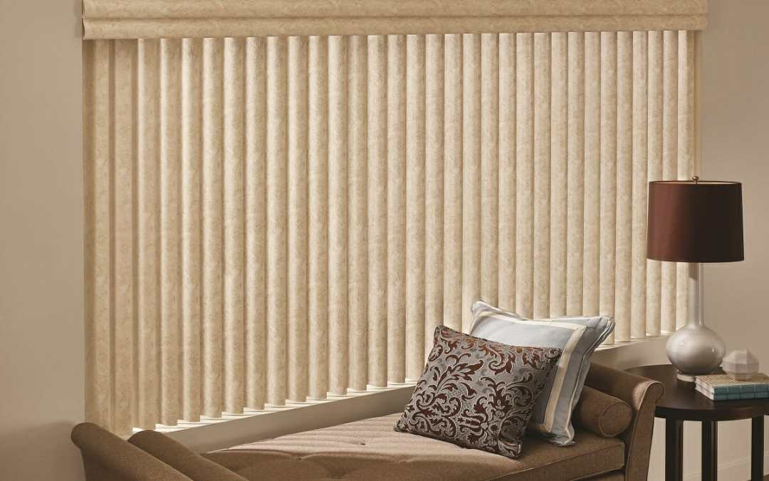 Soft Vertical Vane Shades