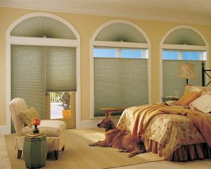 Monument, Colorado Hunter Douglas Honeycomb shades
