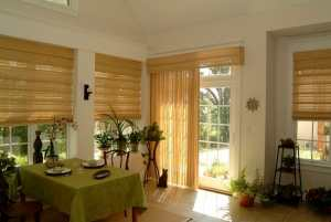 horizons woven wood shades in Colorado Springs