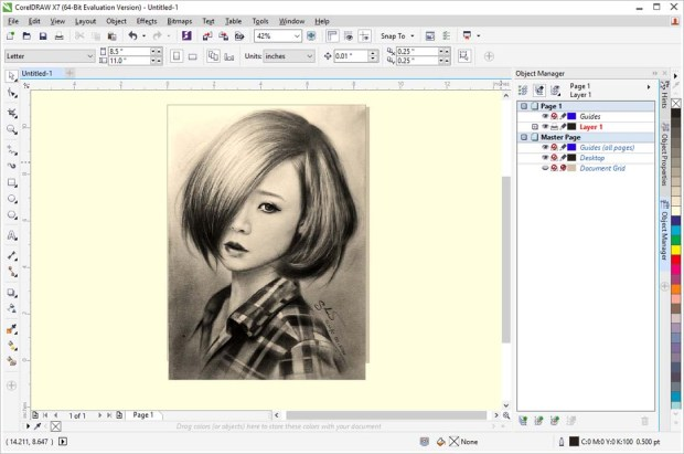 Corel Draw X7 Crack NVCrack