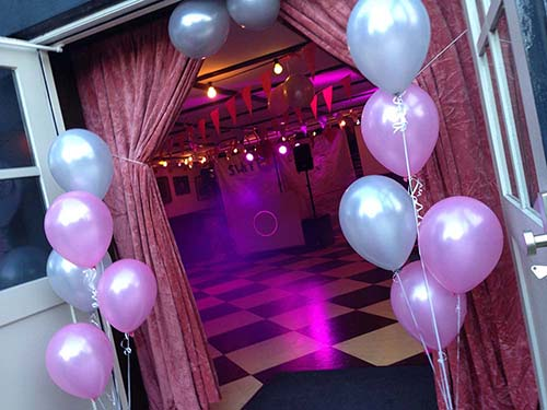 sweet16 party nve entertainment