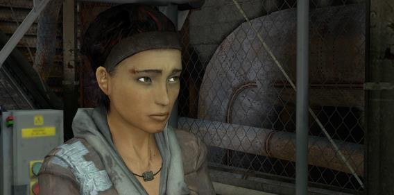 Alyx Vance (Half-Life 2)