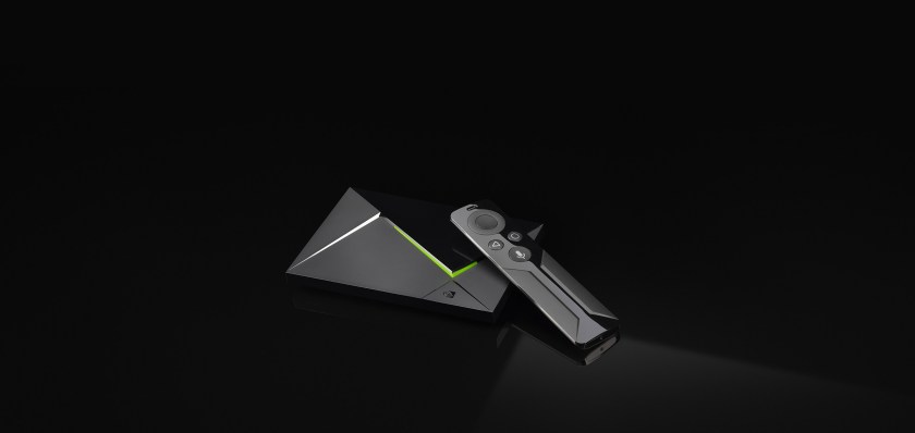 GeForce Now sur la Shield TV