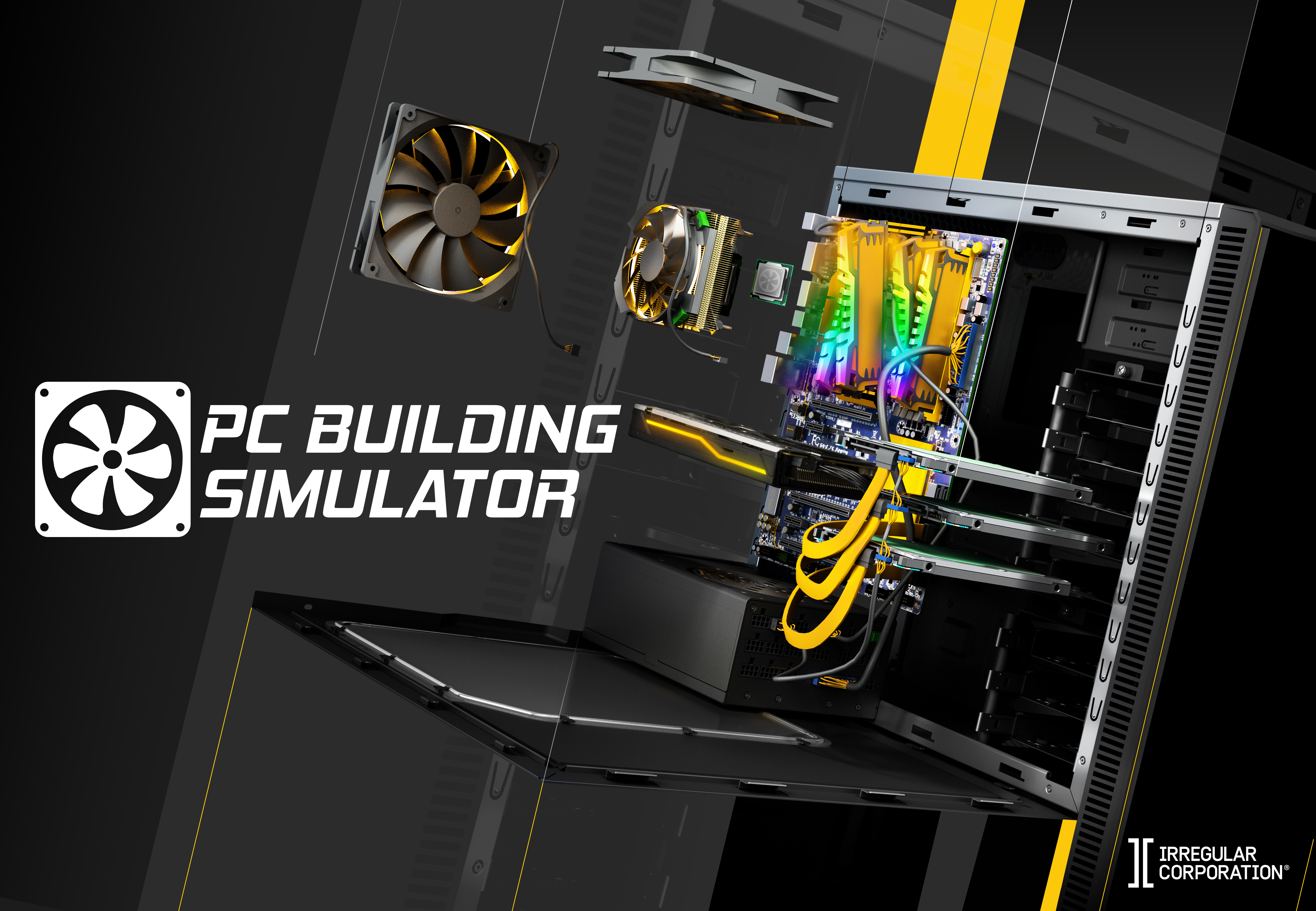 Pc Building Simulator Adds Geforce Rtx Gpus As It Leaves Early Access
