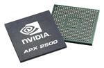APX 2500 Applications Processor