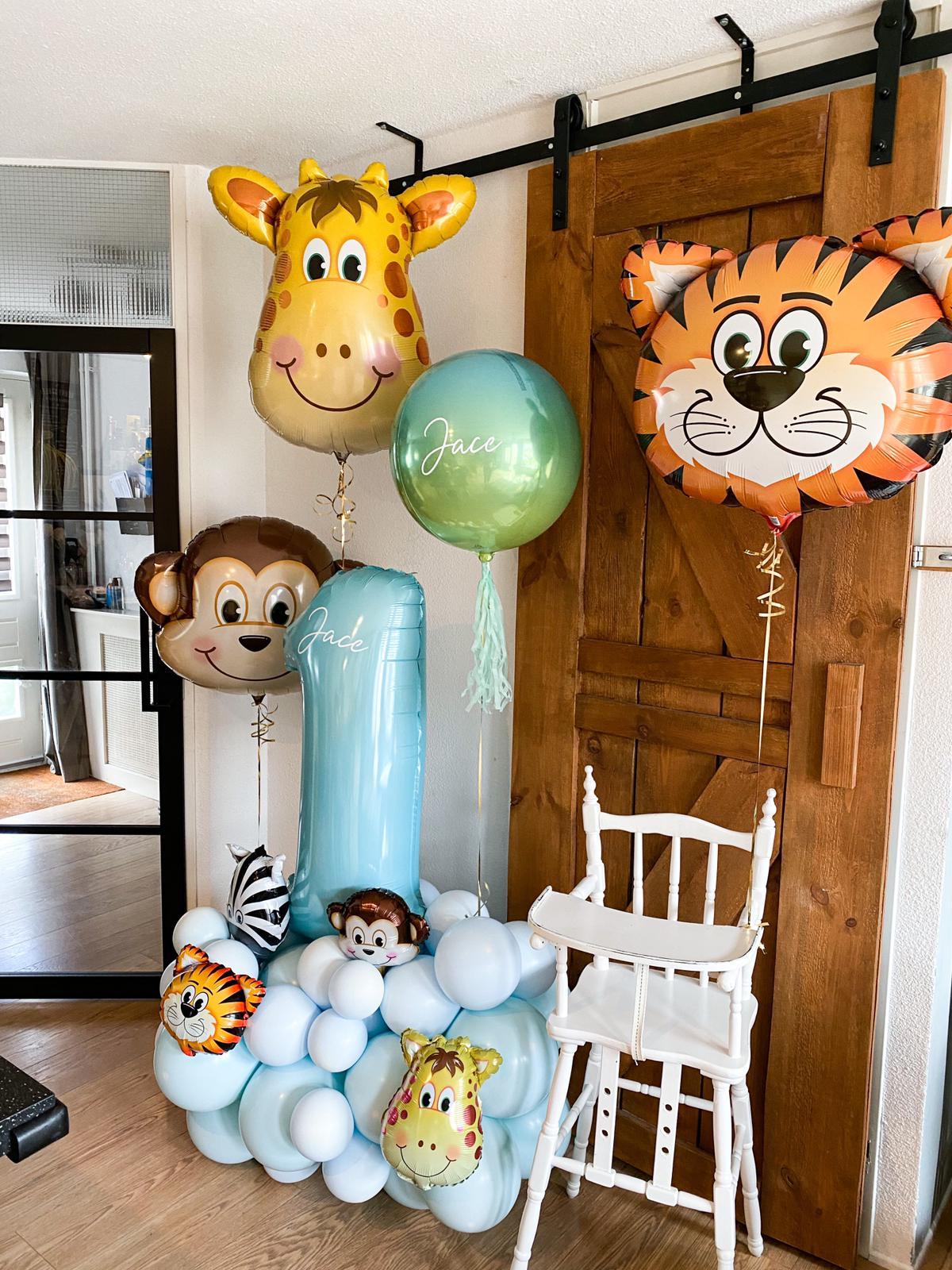 kungle balloon bouquett