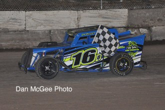 95A Speedway Dwarf Car champion.