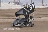 Rattlesnake Outlaw Kart 250cc champion.
