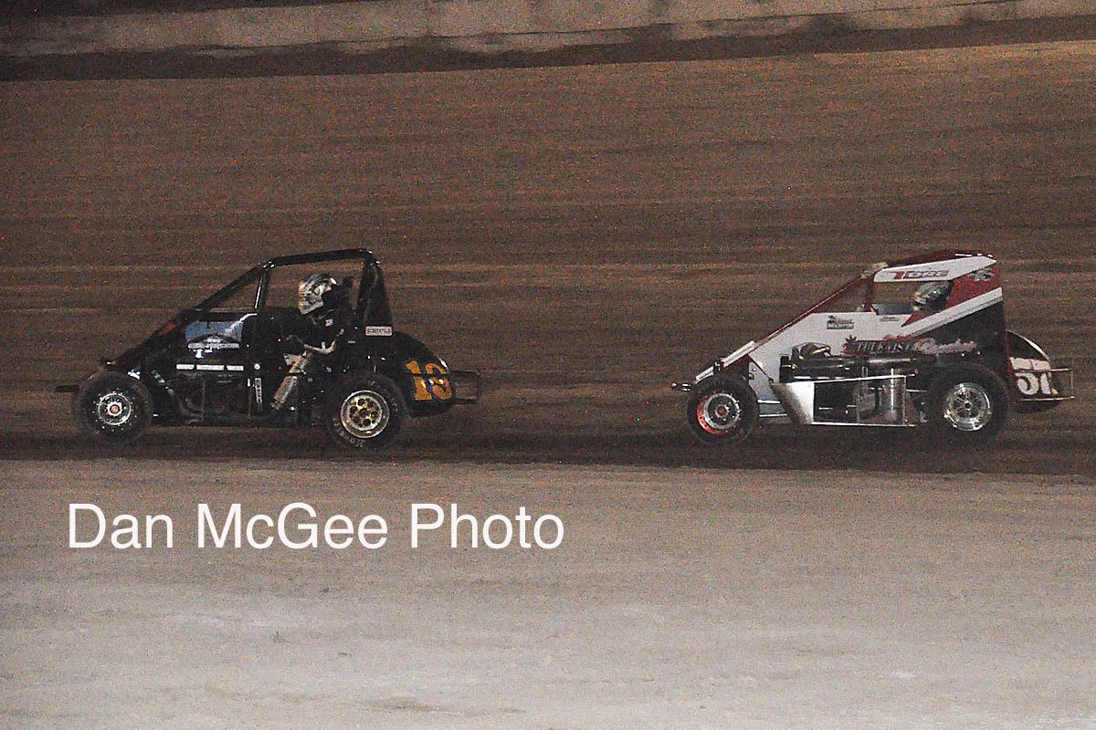 Bcra midget racing