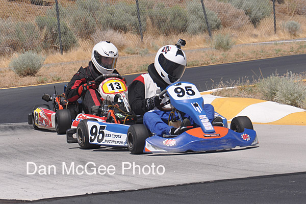 DESERT PARK RACEWAY: HOT DAY OF RACING - NV Racing News