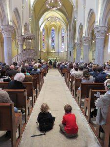 Préparation des liturgies du dimanche