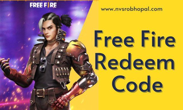 FF Redeem Code Today 31 July Working Garena Free Fire Redeem