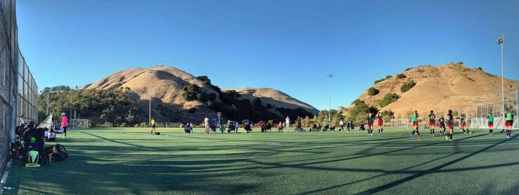 Soccer Panorama