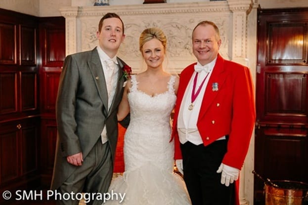 Wedding at Thornton Manor