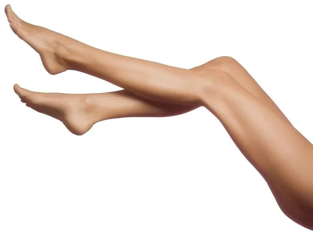 Hair Removal by Electrolysis legs body before and after