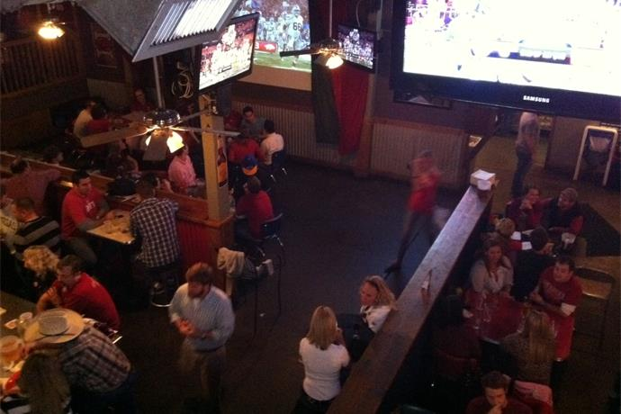 Hog Fans Filled Grubs Bar and Grille  in Fayetteville_-3792154183742634928