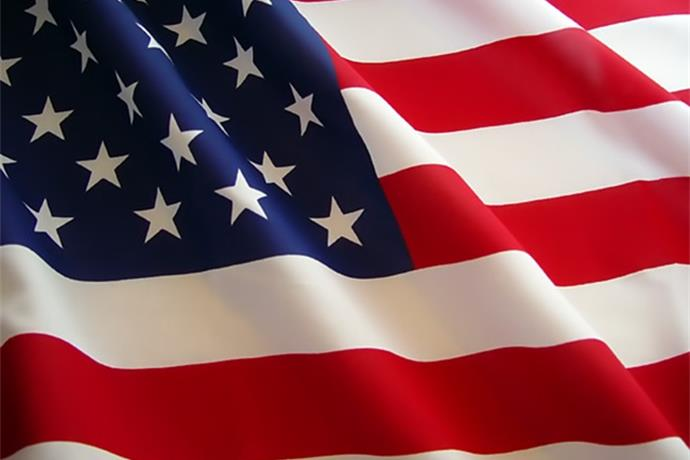 American Flag Donated to Fayetteville Shelter_-7056599572888727840