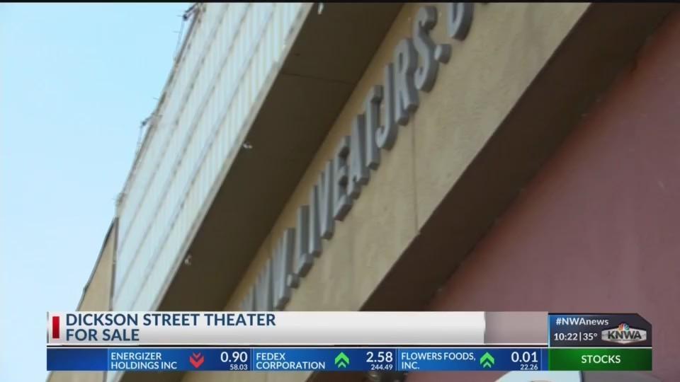 Dickson Street Theater (KWNA)