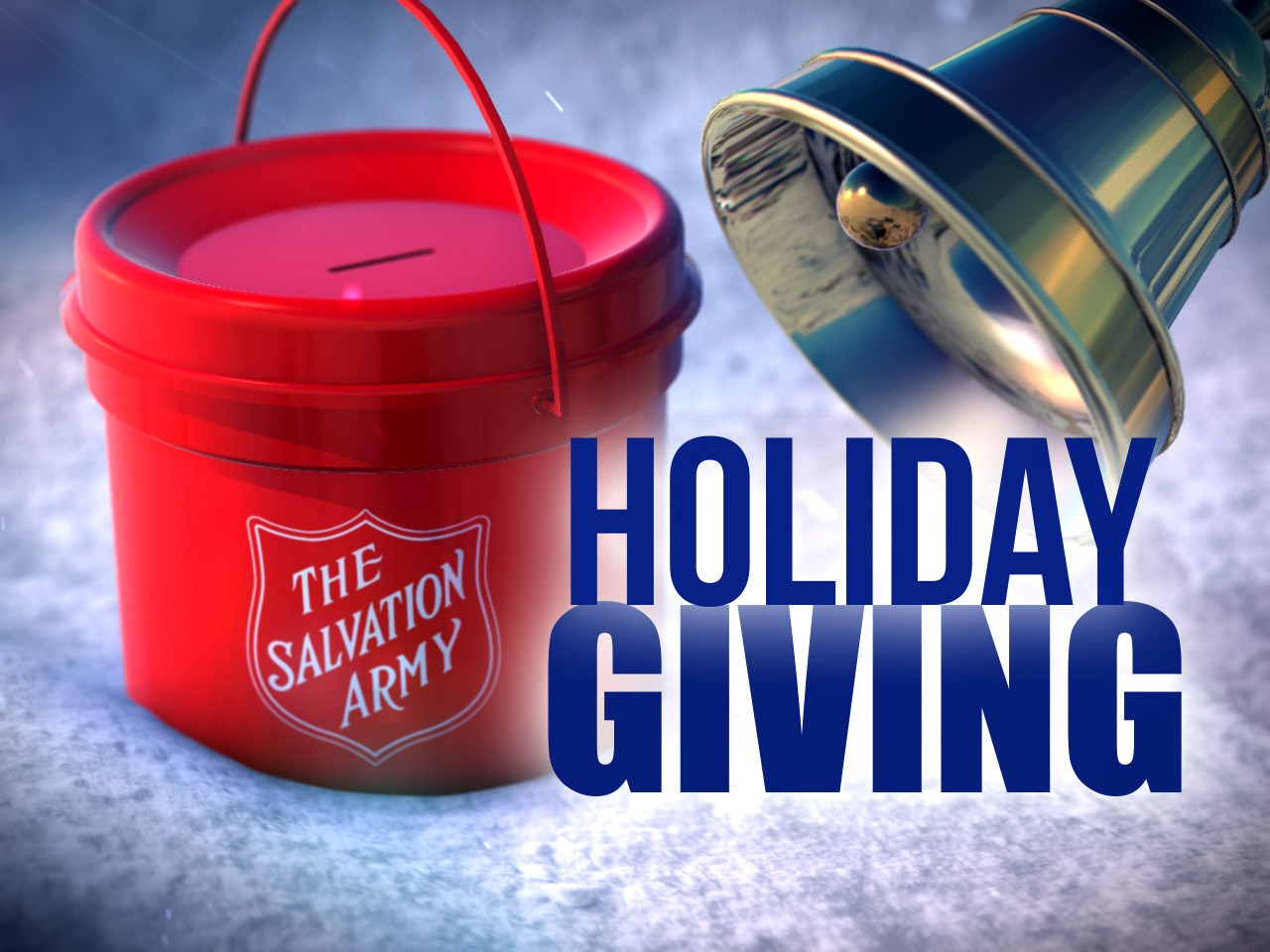 Salvation Army Giving Tuesday