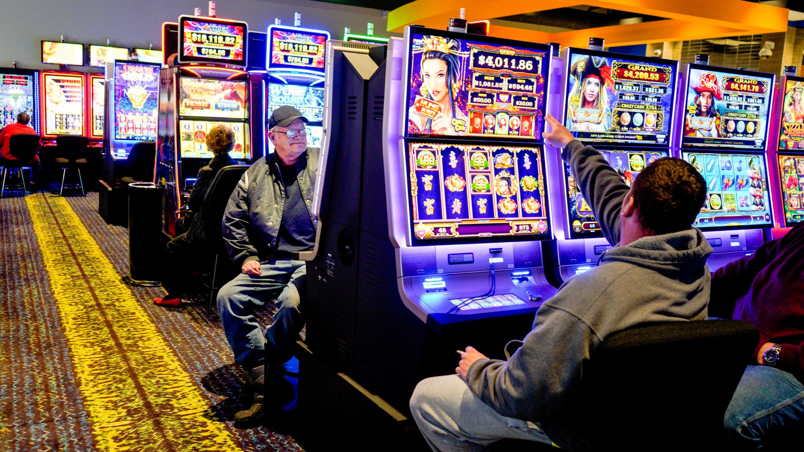 Best paying slots reno