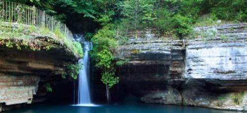Glory Hole Falls 3