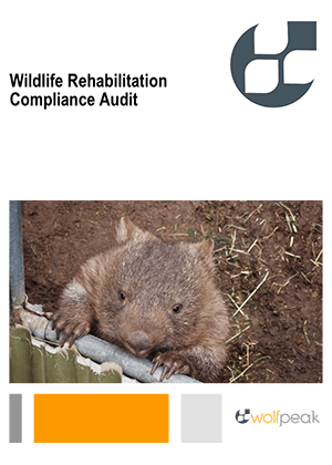 Support document – Wildlife rehabilitator compliance audit