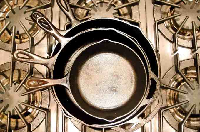 Is It Cookware, Or Is It A Blunt Object? Re-Seasoning Cast Iron