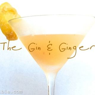 Ging & Ginger Cocktail