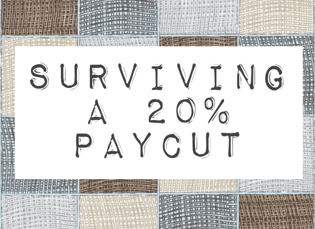 Income Resilience (Surviving A 20% Paycut)