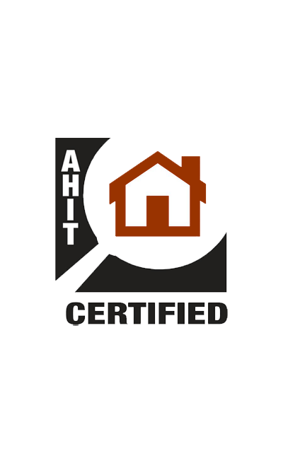 Licensed, Insured, and AHIT Certified