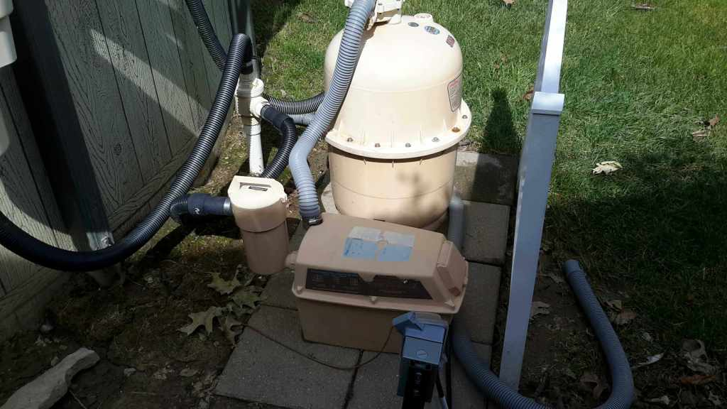 """""""We were glad the sellers informed us that the pool pump and filter system were dated because most inspectors don't test these systems, especially in 3 feet of snow in December"""""""