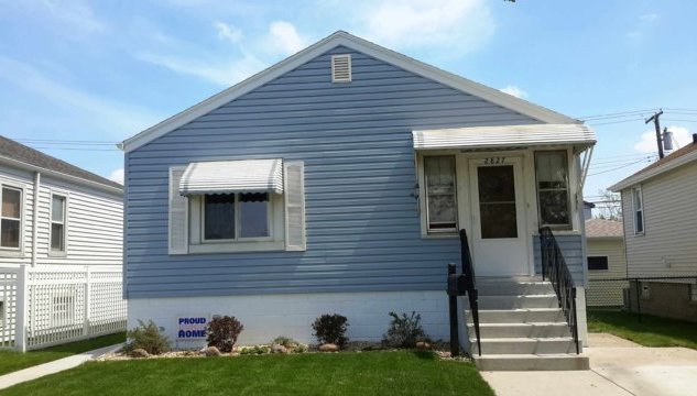 1950s bungalow house Hammond IN