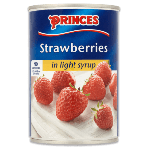 Princes Strawberries (In Light Syrup) 420g