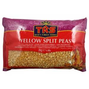 TRS Yellow Split Peas 2kg